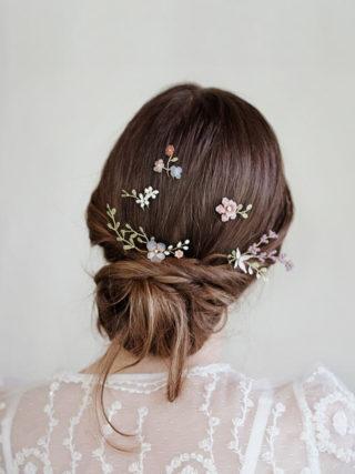 Wedding bridal hair accessory hair pins