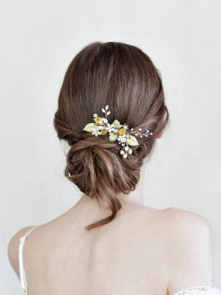 Mediterranean Hair Comb