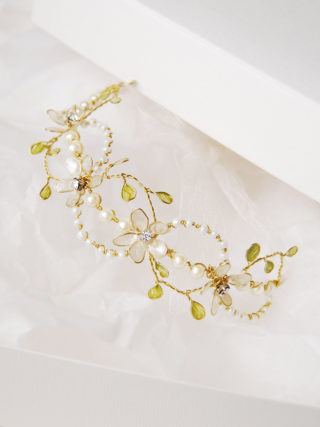 Jasmine Pearl Bracelet