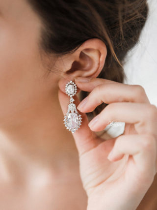 Asia Cubic Zirconia Earrings