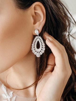Mair Statement Earrings