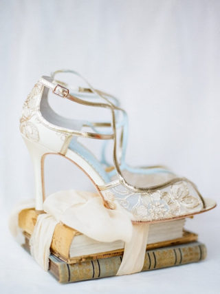 Bella Belle Handmade Wedding Shoes