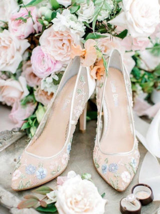 Bella Belle Handmade Wedding Shoes