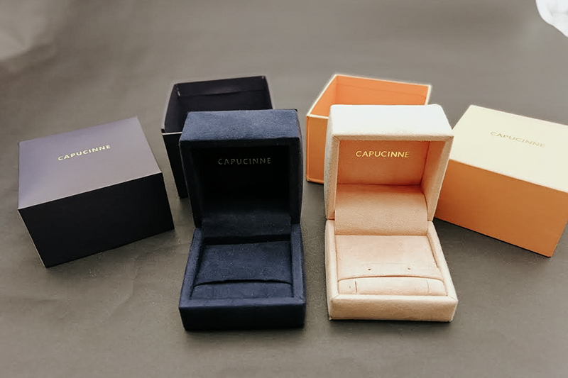 Classic Ring Box