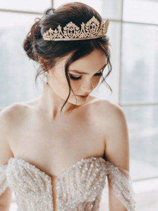 Rilay Statement Tiara Crown