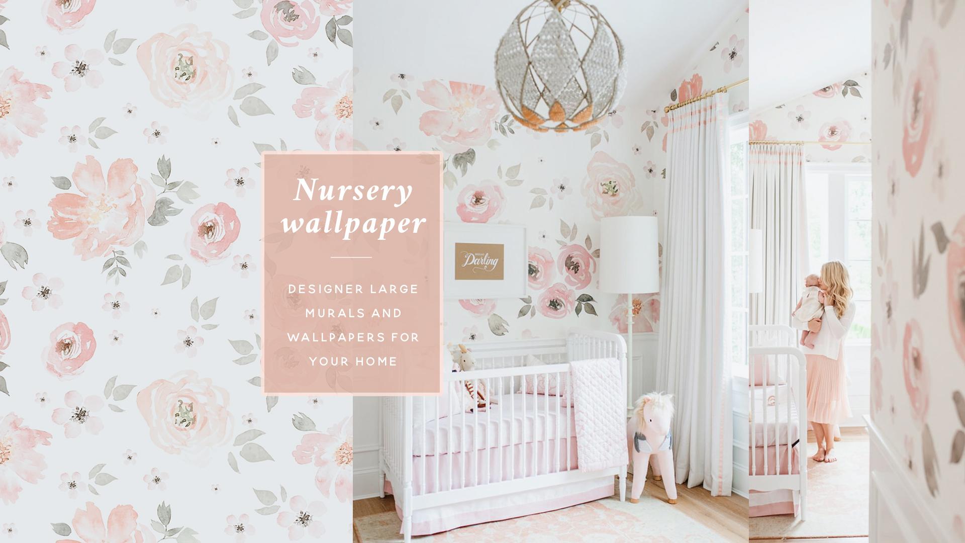Praise Wedding and Family Online Store Nursery Wallpaper