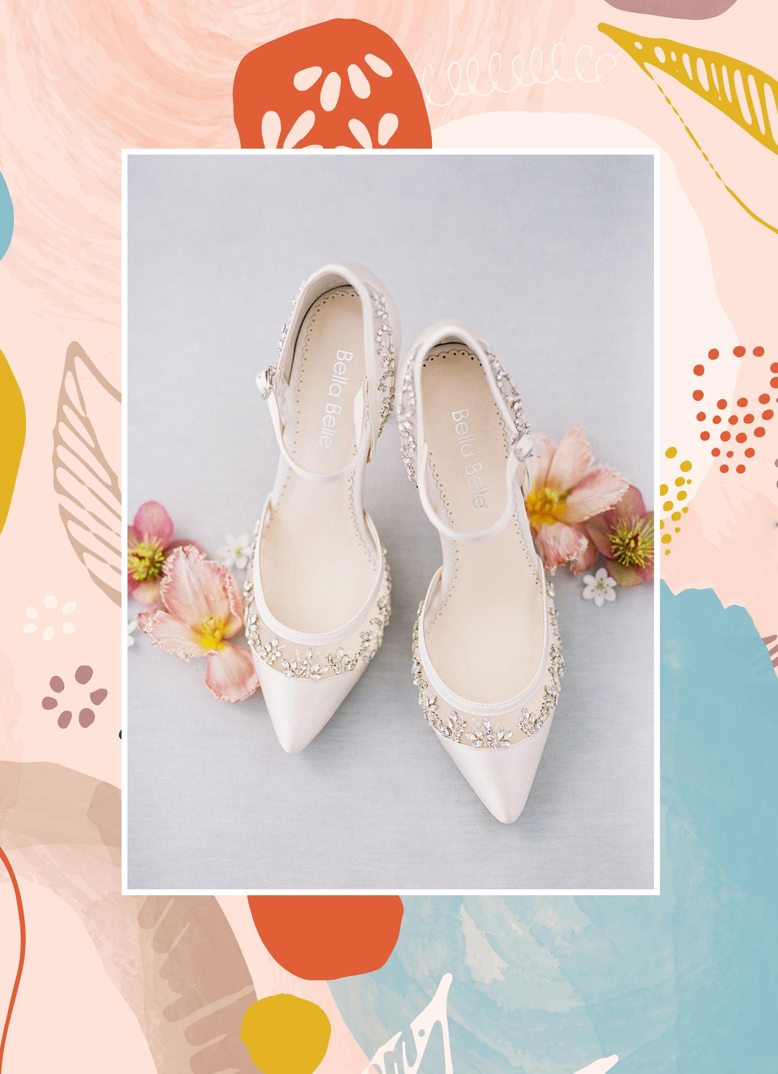 Emma Wedding Shoes