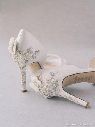 Josephine Butterfly and Flower Heel