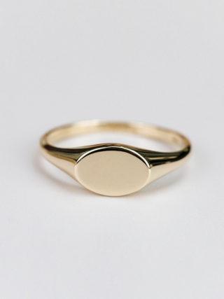 The Classic Signature Ring